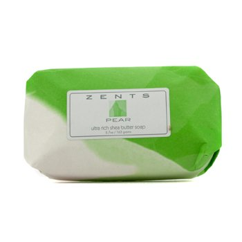 Zents Pear Ultra Rich Shea Butter Sabonete