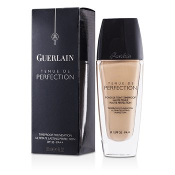 Guerlain Tenue De Perfection Timeproof Base SPF 20 - # 02 Beige Clair
