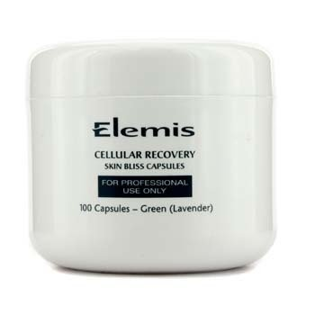 Elemis Cellular Recovery Skin Bliss Capsules (Uso Profissional) - Green Lavender