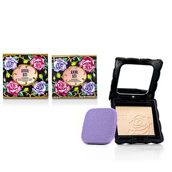 Anna Sui Pó Foundation SPF 20 (Case & Refill) - # 201