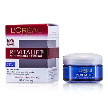 LOreal Creme noturno Skin Expertise RevitaLift Complete