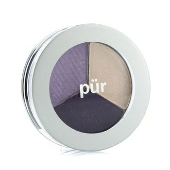 PurMinerals Perfect Fit Eye Shadow Trio - Wild Child (Thrill Seeker, Chaos, Mayhem)