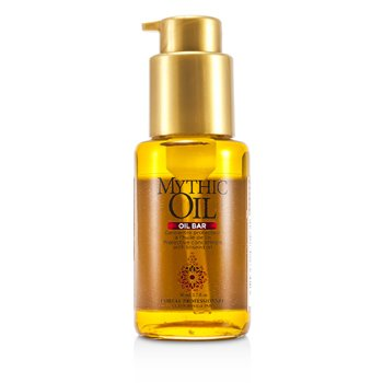 LOreal Mythic Oil Protective Concentrate with Linseed Oil