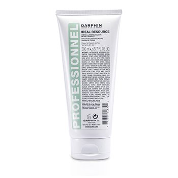 Darphin Creme Ideal Resource Smoothing Retexturizing Radiance (Pele Normal á Seca, Uso Profissional)
