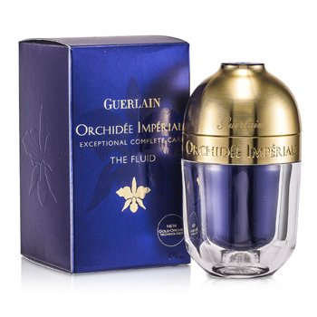Guerlain Orchidee Imperiale Exceptional Complete Care - The Fluid (Nova Tecnologia Gold Orchid)