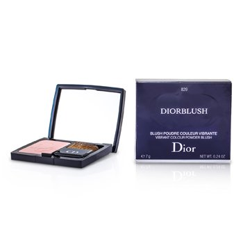 Christian Dior DiorBlush Vibrant Colour Powder Blush - # 829 Miss Pink