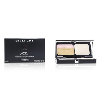 Givenchy Teint Couture Long Wear Compact Foundation & Highlighter SPF10 - # 3 Elegant Sand