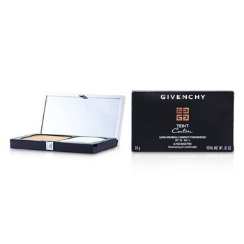 Givenchy Teint Couture Long Wear Compact Foundation & Highlighter SPF10 - # 6 Elegant Gold