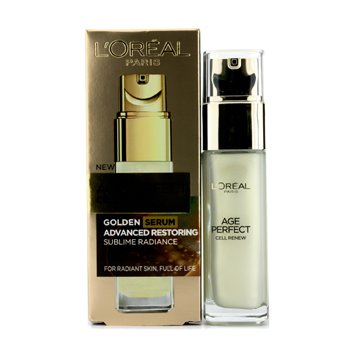 LOreal Age Perfect Cell Renew Golden Serum