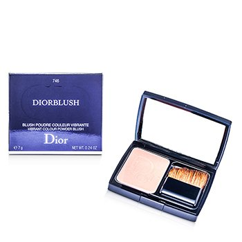 Christian Dior DiorBlush Vibrant Colour Powder Blush - # 746 Beige Nude