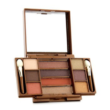 Fashion Fair Paleta Sombras Compact Multi Level 10 Cores  - # 9857 (Sem Caixa)