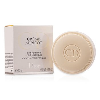 Christian Dior Abricot Creme - Fortifying Cream For Nail