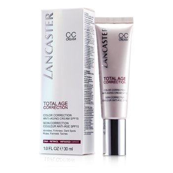 Lancaster Total Age Correction Color Correction Anti-Aging Cream SPF15 377268
