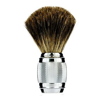 The Art Of Shaving Pincel Para Barbear Fusion Chrome Collection