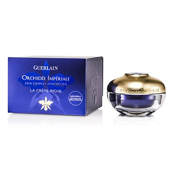 Guerlain Creme Orchidee Imperiale Exceptional Complete Care The Rich (Nova Tecnologia Gold Orchid)