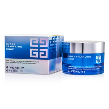 Givenchy Mácara Creme Hidratante Hydra Sparkling Night Short Night Recovery