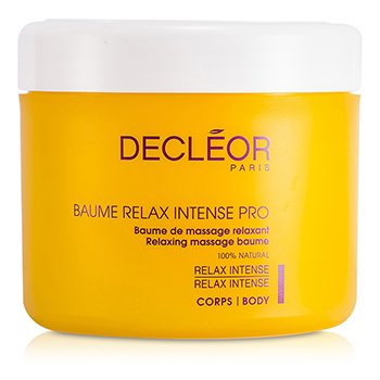 Decleor Relaxing Massage Balm (Tamanho Profissional)