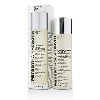 Peter Thomas Roth Loção Tônica Un-Wrinkle Turbo Line Smoothing