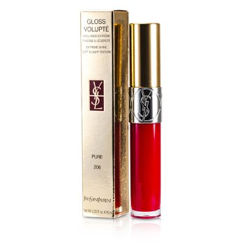 Yves Saint Laurent Gloss Volupte - # 206 Fuchsia Oran