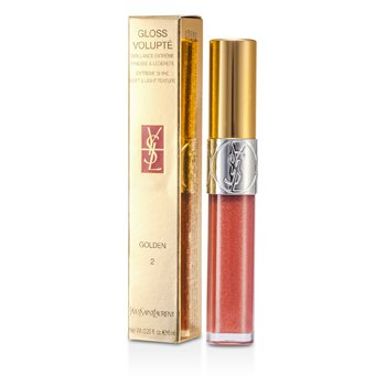 Yves Saint Laurent Gloss Volupte - # 002 Or Saharienne