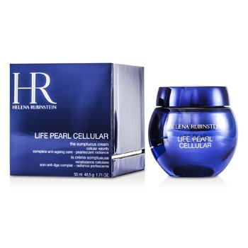 Helena Rubinstein Creme Life Pearl Cellular The Sumptuous (Feito No Japão)