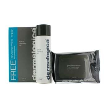 Dermalogica Special Cleansing Gel (Free Gift: PreCleanse Wipes 10 Pack)