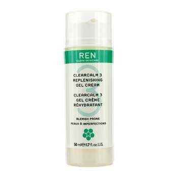 Ren Creme Gel Clearcalm 3 Replenishing (Para Pele Marcada)