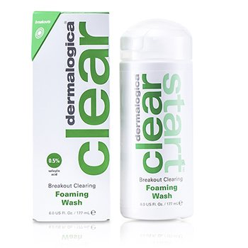 Dermalogica Mousse Para Limpeza Clear Start Breakout