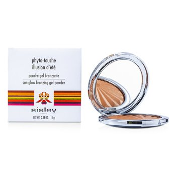 Sisley Phyto Touche Illusion Dete Sun Glow Bronzing Gel Powder