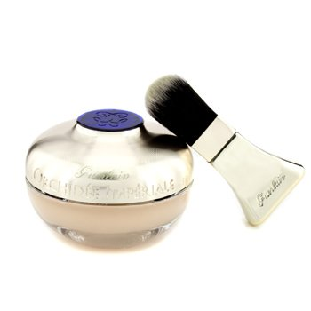 Guerlain Orchidee Imperiale Cream Foundation Brightening Perfection SPF 25 - # 02 Beige Clair
