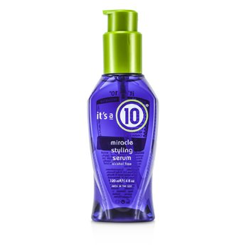 Its A 10 Serum Miracle Styling