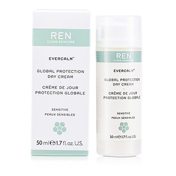 Ren Evercalm Global Protection Day Cream (P/ pele sensível e delicado)