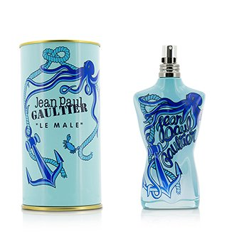 Jean Paul Gaultier Le Male Summer Eau De Toilette Spray (Edição 2013)
