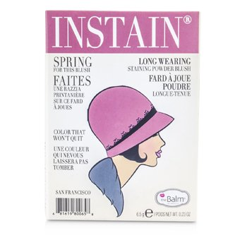 TheBalm Instain - # Houndstooth