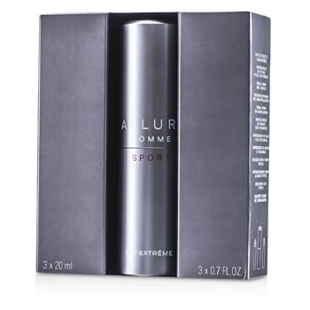 Chanel Allure Homme Sport Eau Extreme Travel Spray (Com 2 Refil)