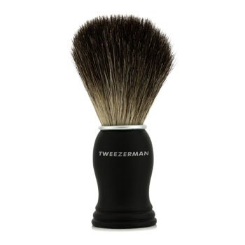 Tweezerman Pincel Para Barbear Deluxe