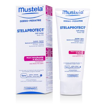 Mustela Leite Hidratante Corporal Stelaprotect