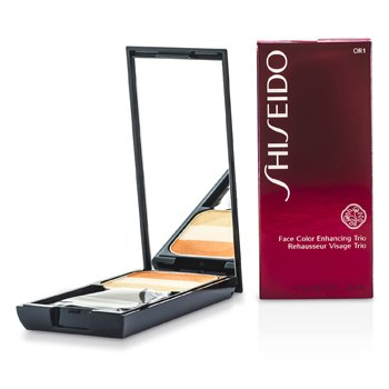 Shiseido Face Color Enhancing Trio - OR1 Peach