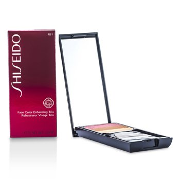 Shiseido Face Color Enhancing Trio - RS1 Plum