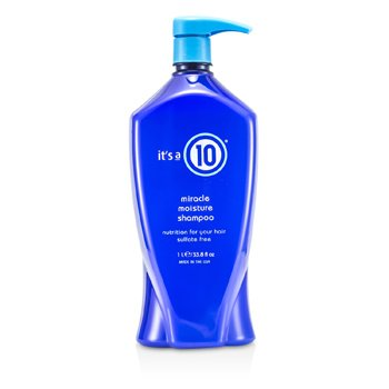 Its A 10 Shampoo Miracle Moisture