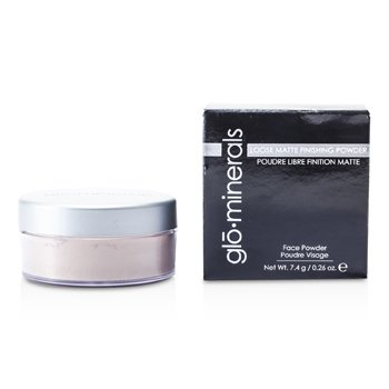 GloMinerals Pó Loose Matte Finishing Powder - Translucent