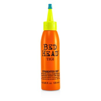 Tigi Creme Bed Head Straighten Out 98% Humidity-Defying Straightening