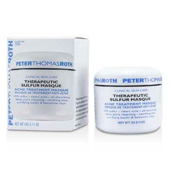 Peter Thomas Roth Therapeutic Sulfur Masque - Tratamento p/ acne