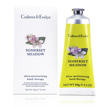 Crabtree & Evelyn Creme Para Mãos Somerset Meadow Ultra-Moisturising