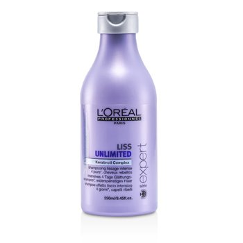 LOreal Professionnel Expert Serie - Shampoo Liss Unlimited Smoothing (Para Cabelo Rebelde)