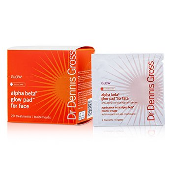Dr Dennis Gross Alpha Beta Glow Pad Bronzeante Facial