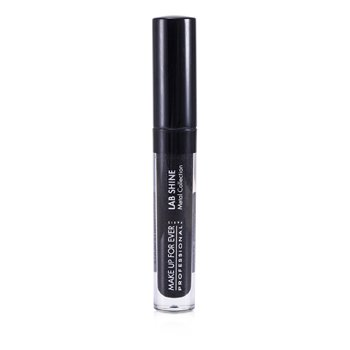 Make Up For Ever Brilho Labial Lab Shine Metal Collection Chrome - #M0 (Onyx) (Sem Caixa)