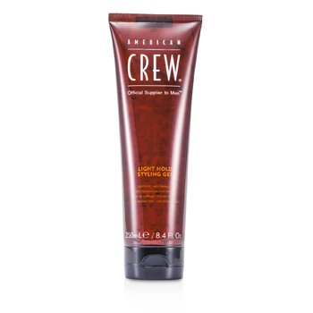 American Crew Gel Men Light Hold Styling (Sem Descamação)
