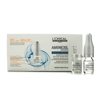LOreal Professionnel Expert Serie - Aminexil Advanced Anti-Thinning Hair Programme