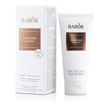 Babor Shaping For Body - Creme Reparador Para Mãos
